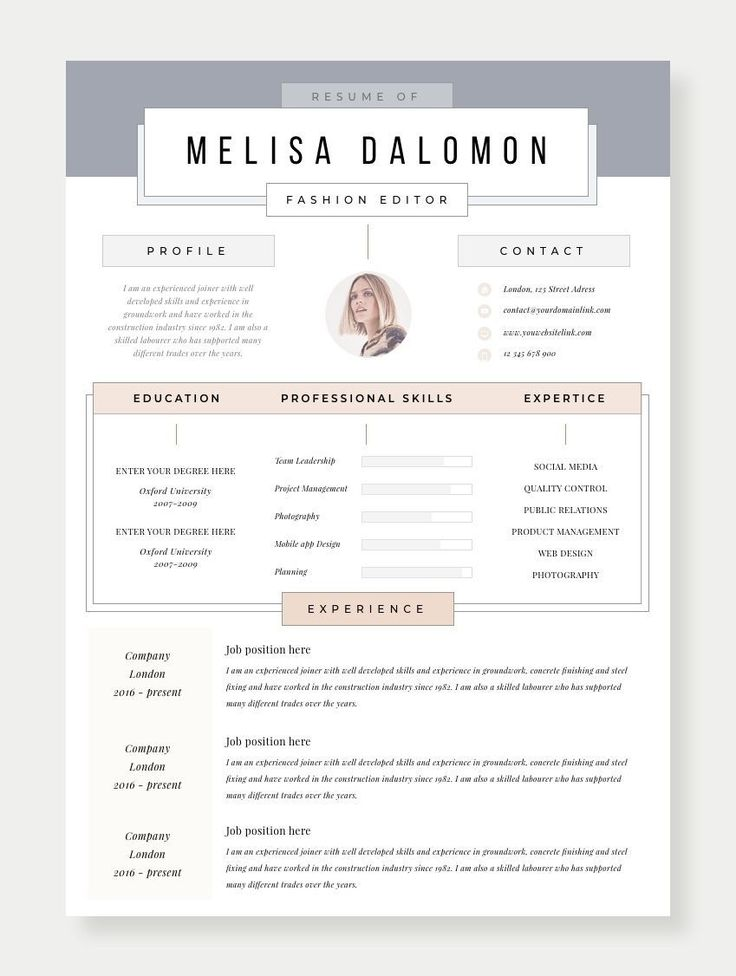 Creative and professional resume template in microsoft word . Cv with modern and clean design. Simple, clean, minimal and feminine style for your inspiration. #resume #microsoftword #cv #resumes #resumetemplate #curriculum #cv #msword #word #microsoftword #template #resumetemplate #mac #editable #downloadable #professional #creative #simple #modern #unique #clean #simple #best #teacher #nursing #administrative #fashion #office #college