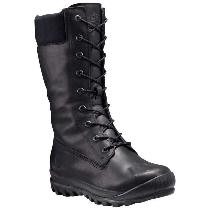 Timberland Womens Woodhaven Tall Waterproof Insulated Boot 152.76 free shipping