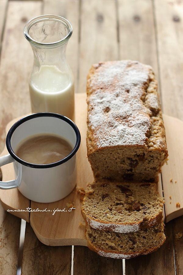 Banana+and+hazelnuts+bread+[+senza+burro+-+zucchero+-+latte+]
