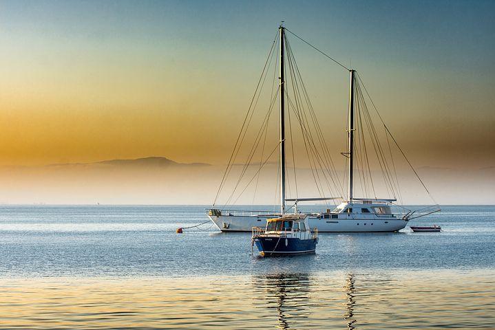 Boote, Yacht, Bucht, Schiff, Wasser