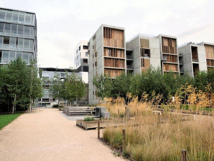 Les jardins d 39 erevan balade la confluence lyon partir a lyon pinterest confluence - Jardin villemanzy lyon lyon ...