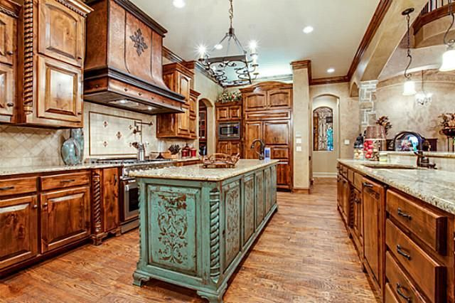 Love the turquoise: Turquoise Island Kitchen, Turquoise ...