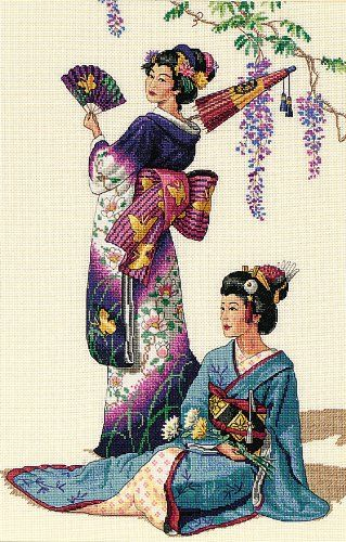 Dimensions Needlecrafts Counted Cross Stitch, Jewels Of The Orient Dimensions Needlecrafts,http://www.amazon.com/dp/B0006HIH3Y/ref=cm_sw_r_pi_dp_jPqIsb0QFEQKB6T0
