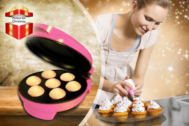 Electronic Mini Cupcake Maker