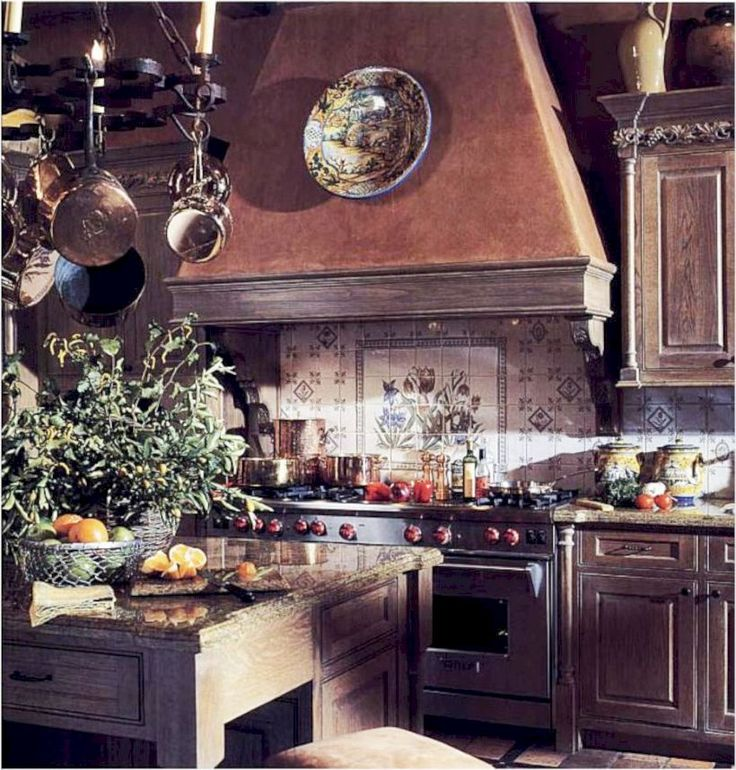 Tuscan Kitchen Decor Themes: Best 25+ Tuscany Kitchen Ideas On Pinterest