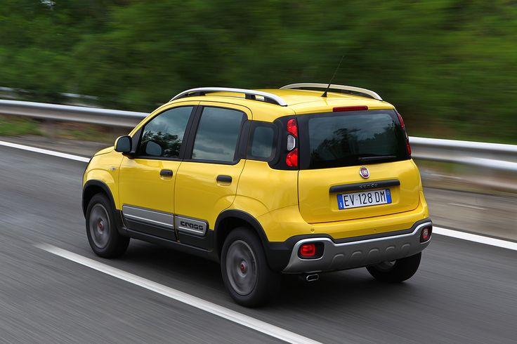 Nowy Fiat Panda Cross! Od września w polskich salonach!