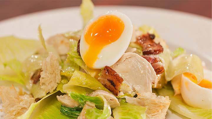 My Chicken Caesar Salad