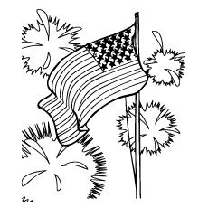 top 35 free printable 4th of july coloring pages online in 2020  july colors coloring pages
