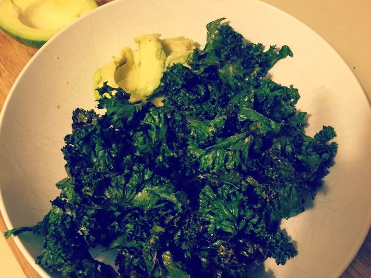 FOOD DIY KALE-CHIPS! SCHNELLES REZEPT