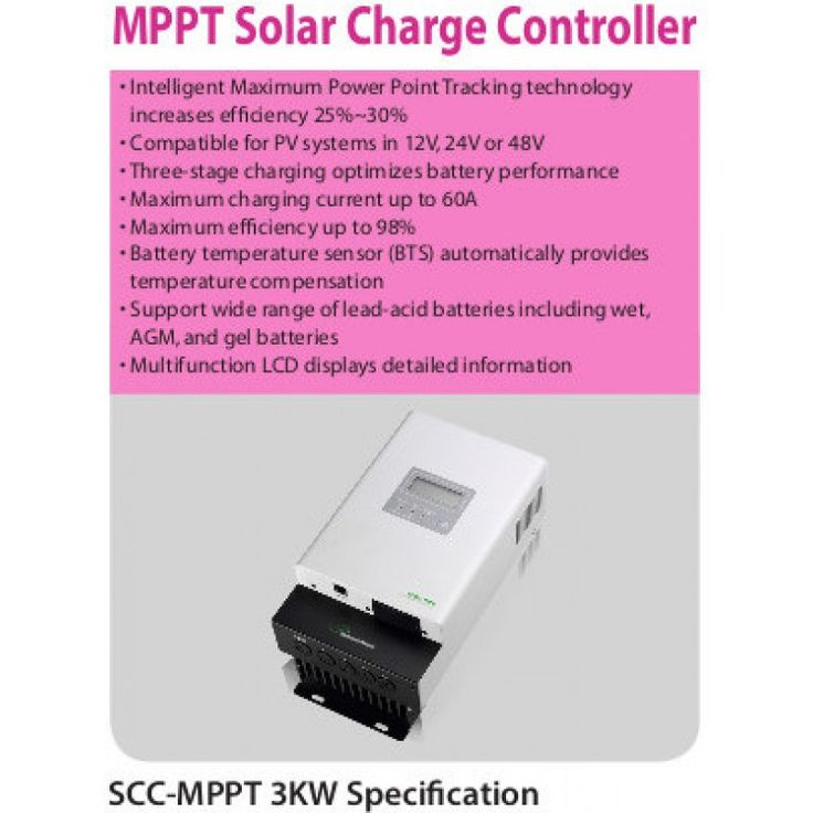 Solar Charge Control