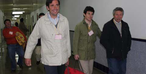 El Club de Aficionados Taurinos acerca el toreo a la cárcel - Mundotoro.com #AficionadosTaurinos #toreo