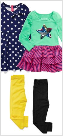 Bonus Boxes - FabKids: Cute Back to school outfits for elementary school girls! Click through to get your 2nd outfit free!