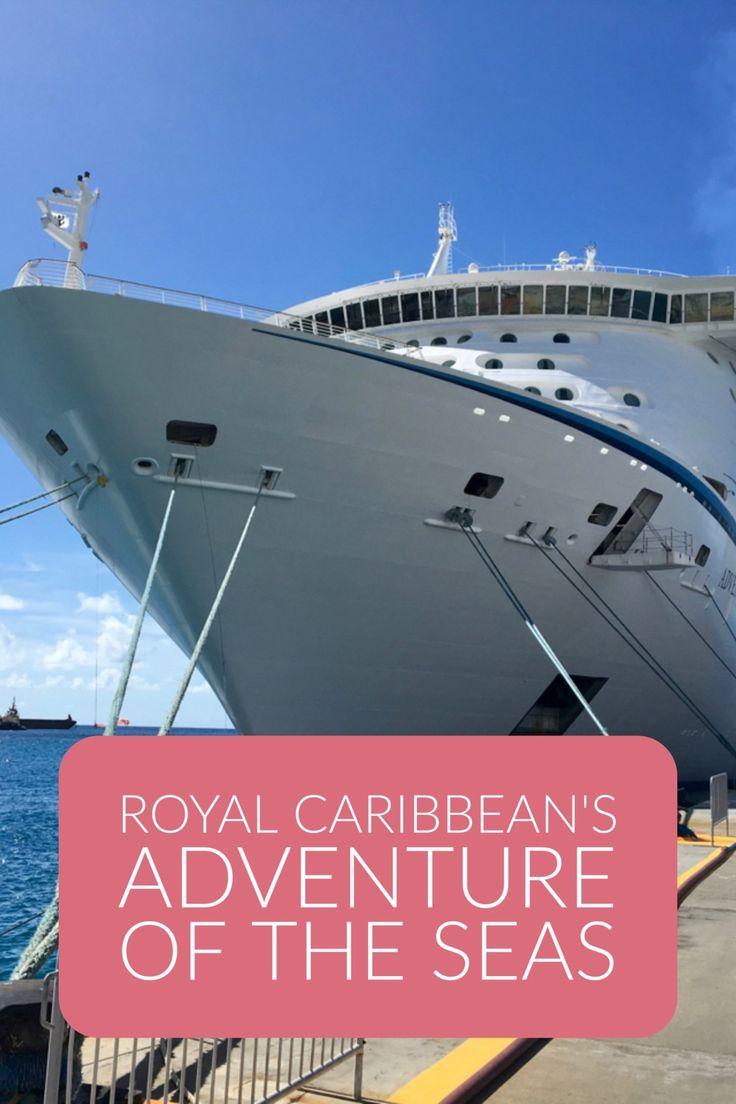 Royal caribbean diamond jubilee party a success cruise international - Adventure Of The Seas Royal Caribbean S Newly Refurbished Adventure Of The Seas Features Fun Nightlife