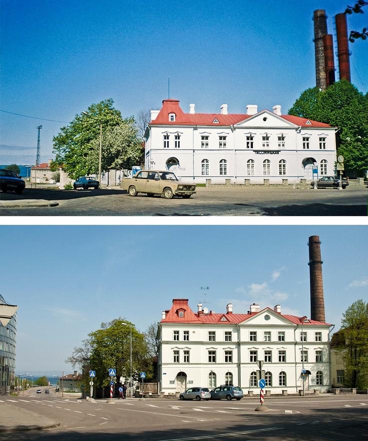 Tallinn smart reconstruction