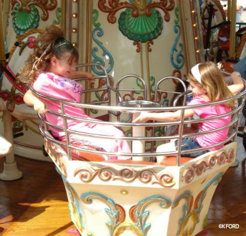 Finding the magic for kids at Downtown Disney's Marketplace