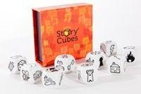 """""""Story Cubes"""" to genialna w swej prostocie zabawa w opowiadanie historii."""