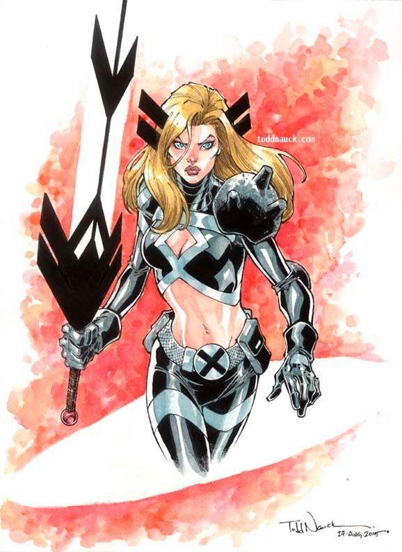 Awesome Art Picks: Wolverine, Batman, Magik, and More - Comic Vine