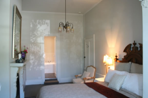 While you stay in this Bed and Breakfast in Williamstown there is so much to see in the area. You will often have the large upstairs guest lounge and deck to yourselves! #Luxury #Melbourne #HolidayRentals www.OzeHols.com.au/29