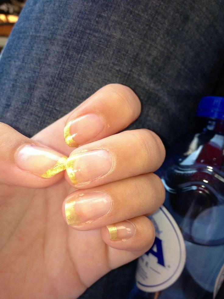 Gouden nagels