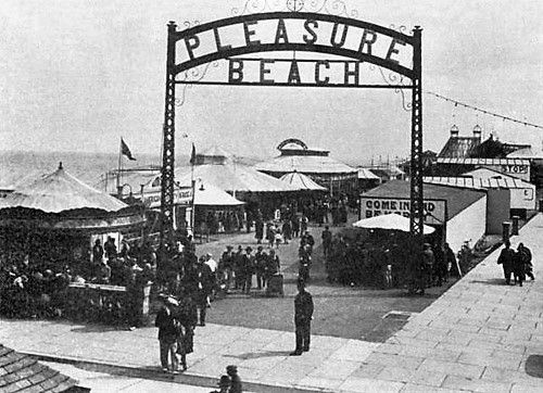 History of The Pleasure Beach Great Yarmouth.