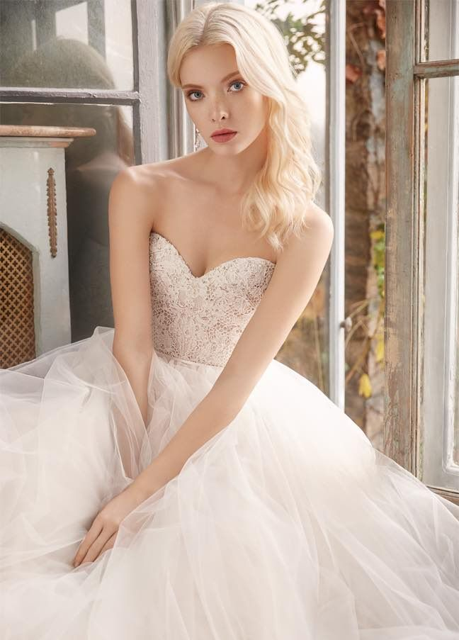 """Dreams have turned into reality with this Alvina Valenta wedding dresses 2016 collection! The most glamorous, vintage-inspired gowns are upon us with sophisticated details and the most romantic styles. Handcrafted in New York, these Alvina Valenta wedding dresses 2016 are the perfect example of luxedesigns. Each gown is full of energy with """"European laces, lush […]"""