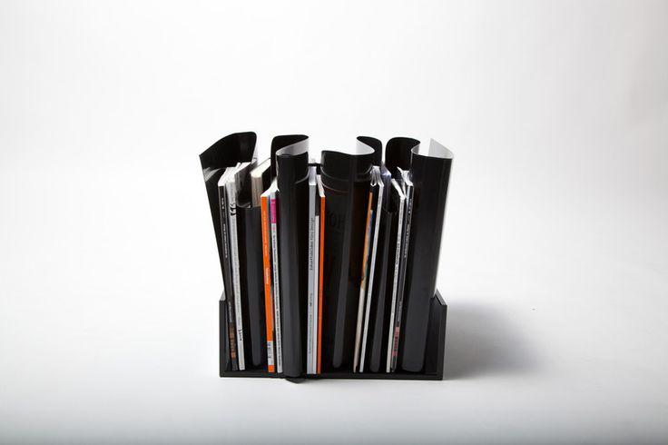 studio oort - product design -  news rack - www.studiooort.de