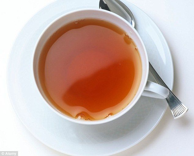 Tea breaks AREN'T a waste of time at work, say scientists - they improve your mood and make you more creative http://dailym.ai/1zeBiNq