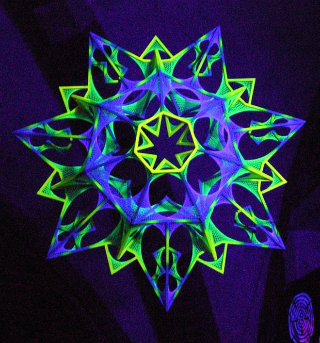 23 besten making of blacklight stringart psy deco diy bilder auf pinterest schwarzlicht goa. Black Bedroom Furniture Sets. Home Design Ideas