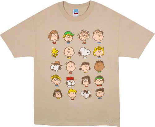 peanuts shirt!
