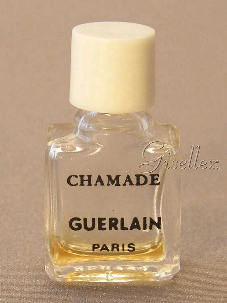Chamade by Guerlain, Paris