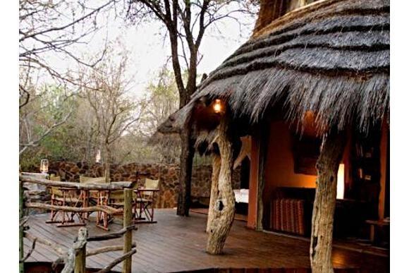 Rustic and authentic Africa at Jaci's Safari Lodge, Madikwe Game Reserve
