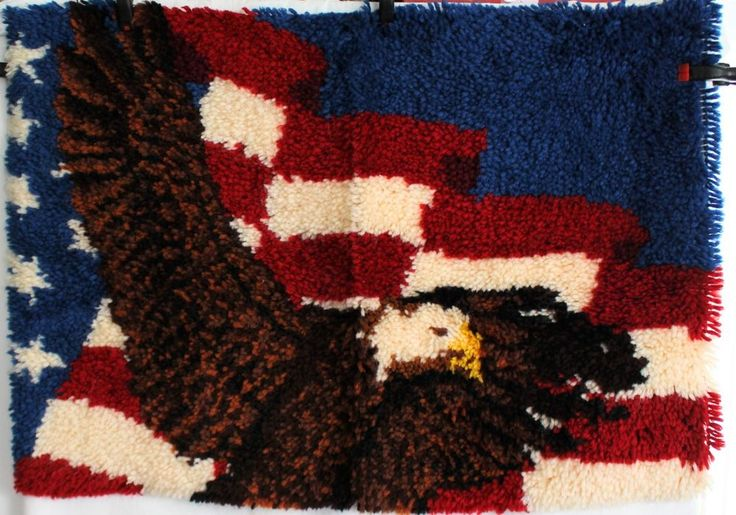 1000 Ideas About Latch Hook Rugs On Pinterest Latch