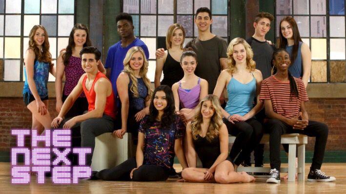 The Next Step: Season 4 Cast
