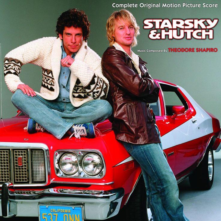 Starsky And Hutch Car: 132 Best Images About Starsky & Hutch On Pinterest