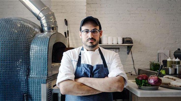 James Beard Rising Star Chef Finalist: Zachary Engel #food #recipes #spiralizer