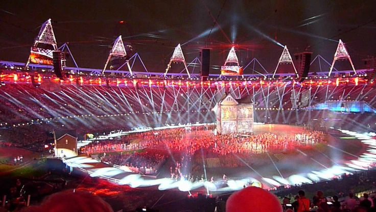 Dawn of the Digital Age - London 2012 Opening Ceremony