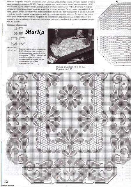 Kira scheme crochet: Scheme crochet no. 1729