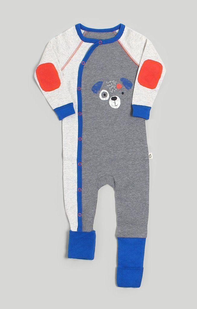 660b9c30cff6 Snugabye Puppy Convert-A-Foot Sleeper  baby  babywear  clothing ...