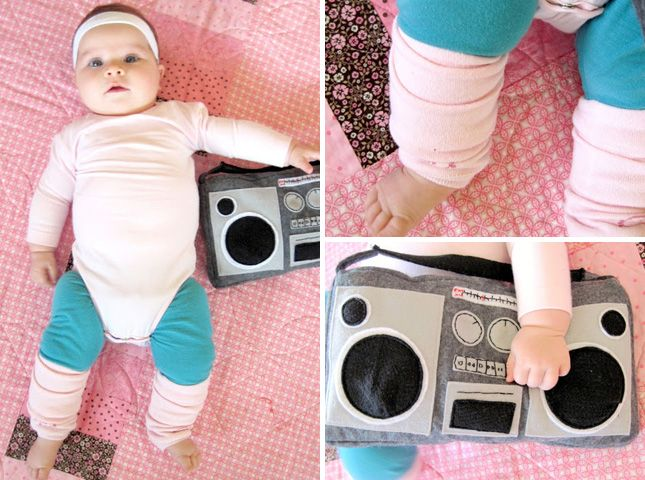 The 30 Best Baby Costumes Ever (Allready did the aerobics instructor when my daugther was 1 year old).