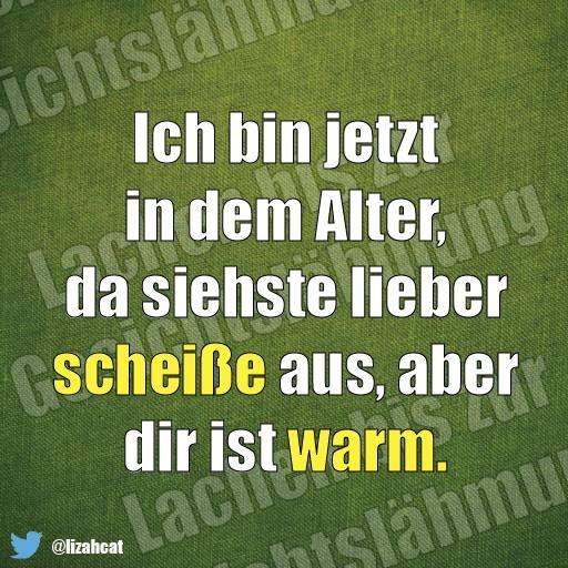 lecker warm;)                                                       …