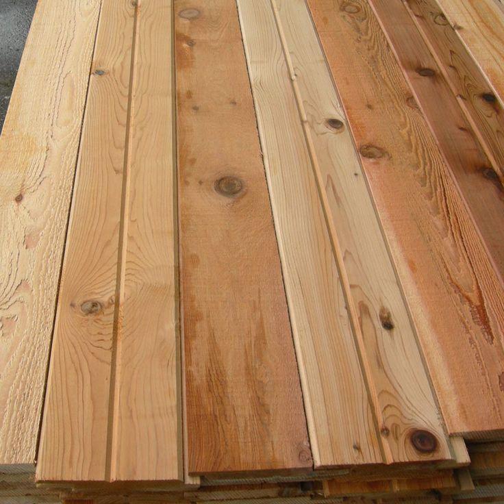 Buffalo lumber customer select cedar grade example cedar