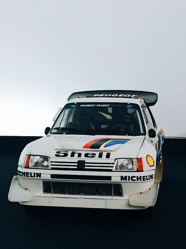 #Peugeot205T15 #PeugeotVisionGT #Peugeot #Event #GT #GT6