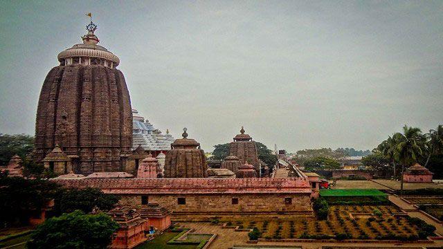 Jagannath Temple   Puri, Orissa