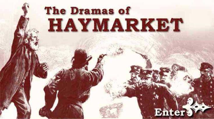 Haymarket Affair lesson resources