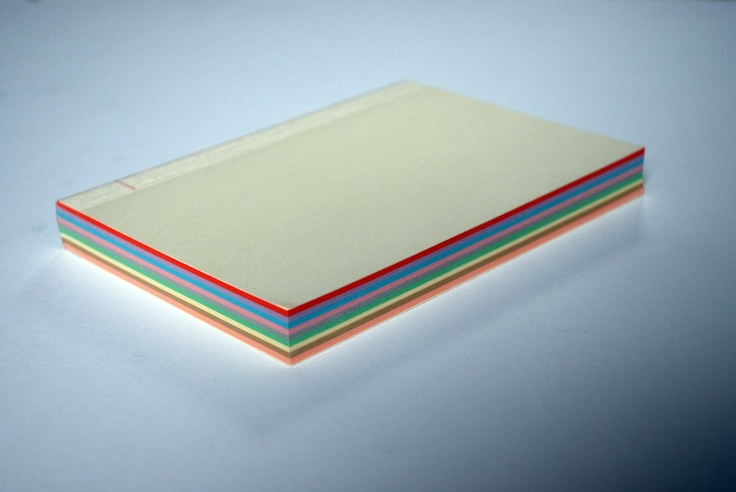 Herb Lester Multicolour Notebook £5
