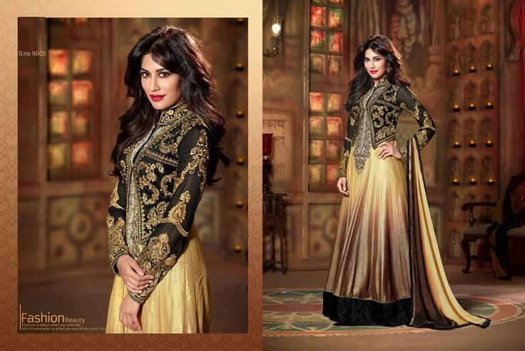 Chitrangada Singh Readymade Suit (Catalog - 4883)