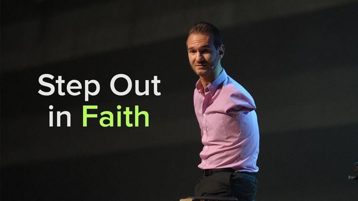Prayer: Step Out in Faith