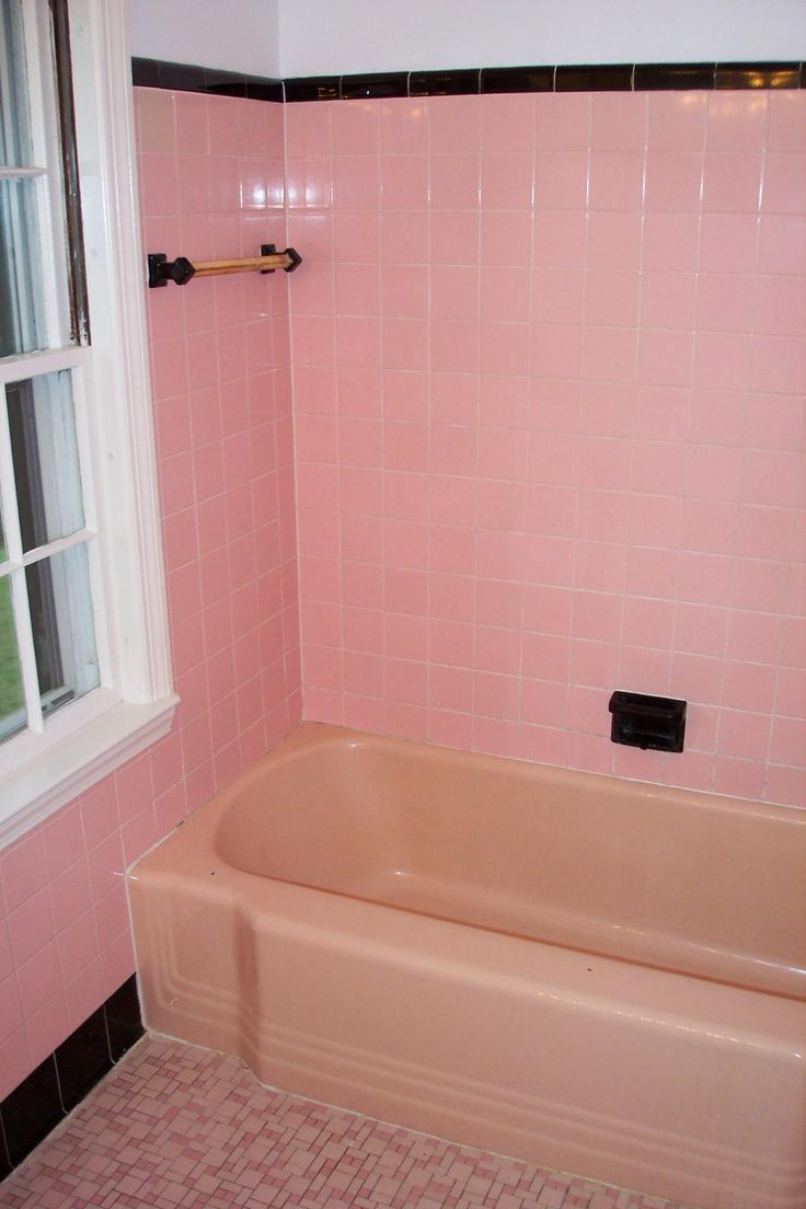 1000 Ideas About Pink Bathtub On Pinterest Bathtubs Bathtub Makeover And Bathtub Refinishing