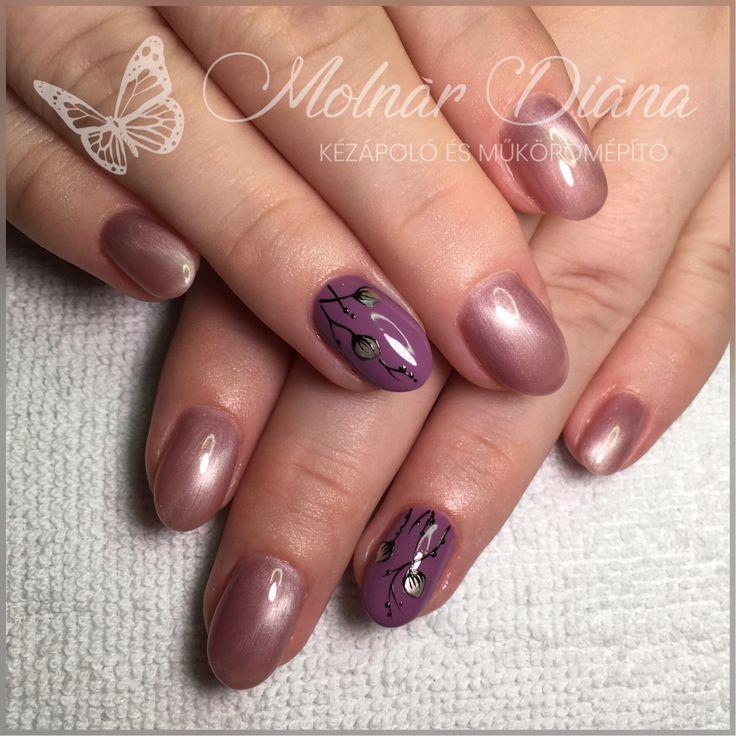 #nails #köröm CN GL 18, TigerEye 32