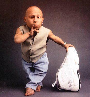 Famous midget actors